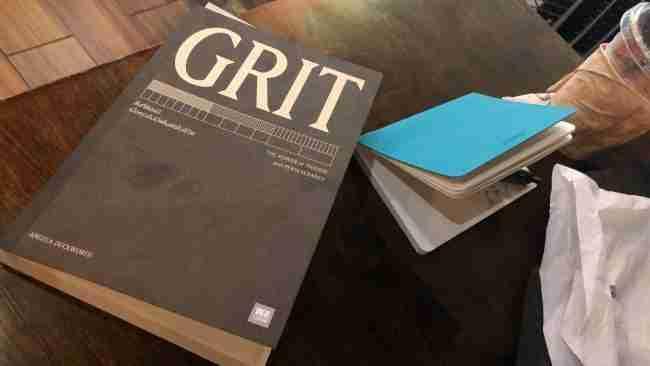 Grit สิ่งที่ต้องมี เมื่อคุณไม่มีแต้มต่อในชีวิต